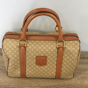 Authentic Celine boston bag